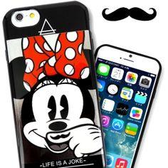 Eleven Paris Mickey  http://ordanburdan.az/product/eleven-paris-mickey/ iPhone 6 üçün ELEVEN PARİS çexolu