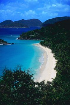 Trunk Bay, St. John, US Virgin Islands  Before I die, I will see this for myself!