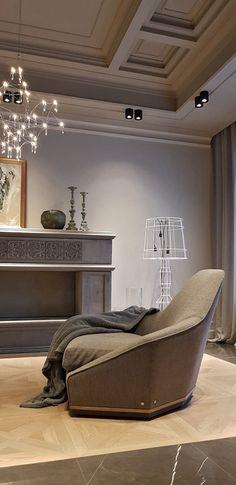 Mosaic flooring, which looks like a natural medieval carpet Living Room Hardwood Floors, Modern Castle, Parquet Flooring, Living Room Carpet, Minimalist Interior, Floor Design, Interior Styling, Gypsum, Epoch