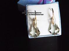 Ellys Shop: Cercei argint si cristale swarovski tip baroque fu. Baroque, Arrow Necklace, Swarovski, Shopping, Jewelry, Jewlery, Jewels, Jewerly, Jewelery