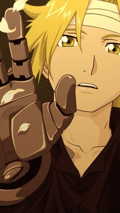 Full Metal Alchemist Edward