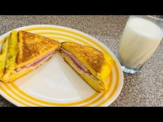 Best Egg Sandwich Ever...!!! - YouTube Halal Recipes, Egg Recipes, Cooking Recipes, Recipies, Best Breakfast Recipes, Brunch Recipes, Dessert Recipes, Egg Sandwiches, Burger And Fries