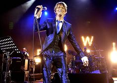 David Bowie's Life in Pictures | October 2002 | EW.com  During the Heathen tour, Bowie brought back music from decades prior, performing tracks off of his 1970s album, Low. The album reunites him with Tony Visconti, the producer who worked on nearly every Bowie record between 1975's Young Americans and 1980's Scary Monsters.   Image Credit: Dave Benett/Getty Images