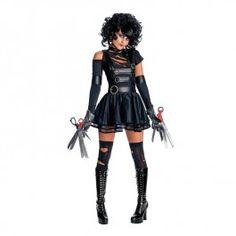Miss Scissorhands Womens Costume | HALLOWEEN
