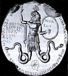 Abraxas Gemmen, Gnostische Gemmen oder Magische Gemmen