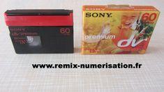 Transfert Sauvegarde de cassette vidéo MiniDV www.remix-numerisation.fr - #Numérisation #Transfert #Cassette #MiniDV #Vidéo