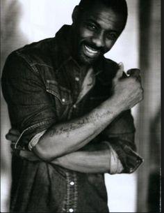 Idris Elba--Stocker Pentecost, John Luther...all around amazing actor!