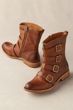 Boots Expressive Vintage Leather Boots The Shoe Tailor Lovely Luster Women's Vintage Shoes