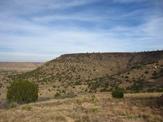 Black Mesa is the highest point in Oklahoma at 4,973 ft.