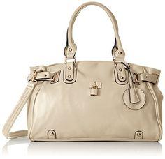 Lucca Designer Inspired Glamour Shopper Tote Handbag