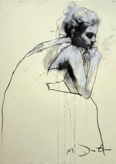 Figure Drawing Professor: Mark Demsteader