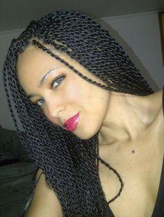 Twist Braid Hairstyles For Black Women