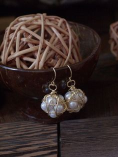 Buy Pearl Earrings-459/-