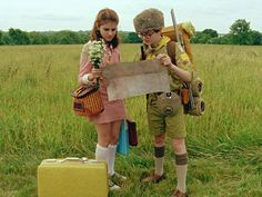 There Should Be a Sequel: 'Moonrise Kingdom' | EW.com  I love the idea but know it will never happen. It's like that elusive dream that upon waking quickly disappears from your memory only to leave you with a wonderful feeling.