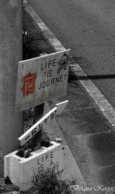 Life is a Journey, Okinawa Japan (wishlist)