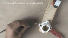 TIMBRE - ALARMA PARA CASA O CUARTO (CASERO)