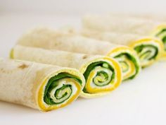 Easy Breakfast Roll-Ups