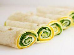 Easy Breakfast Roll-Ups