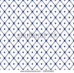 Asian seamless pattern, abstract ornament, japan / china background. Vector illustration