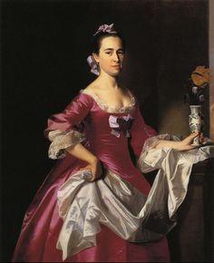 Mrs George Watson (Elizabeth Oliver) by John Singleton Copley