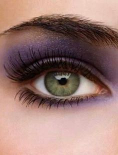 purple bold but could work nice on hooded eye