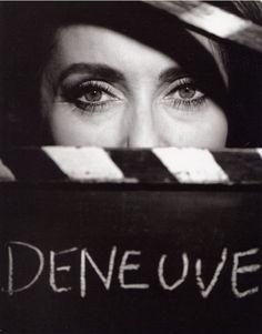 Mademoiselle Cinéma @BelleDeJou #CatherineDeneuve