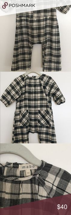 d25252c8bfdf Mabo Kids Romper The absolute most darling outfit. Worn once and in perfect  condition.