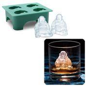 Buddha ice cube tray