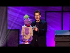 Jeff Dunham - Controlled Chaos - Peanut *warning* --f-bomb.  Love Peanut. Comedy, just for laughs.