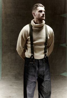 wearinnotout: Nigel Cabourn A/W '12/'13