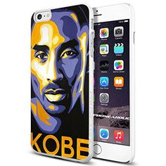Basketball NBA KOBE Bryant Los Angeles Lakers LA,Cool iPhone 6 Plus (6+ , 5.5 Inch) Smartphone Case Cover Collector iphone TPU Rubber Case White Phoneaholic http://www.amazon.com/dp/B00XNSSL3O/ref=cm_sw_r_pi_dp_Twtwvb1KW7CV7