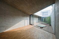 CJ housing in urban density, Vienne, 2014 - Caramel Architekten
