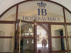 No one should leave Munich without a visit to the all famous Hofbrahaus!  Even if you don't drink, it is amazing.  The food, well- the food all over Germany was to die for!