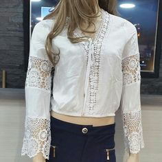 Blusa americana disponible en #LolaAccesorios . Envíos a todo #Colombia