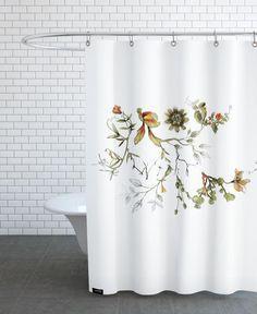 Grow With Me als Duschvorhang von La Scarlatte | JUNIQE