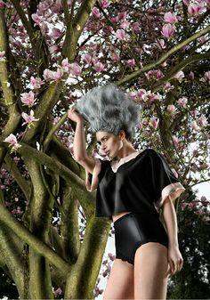 MiniHaori Gabrielladeplano Fashion Design - StrCturEs SS 2014