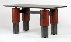 "1.""Cleveland Desk"" One of the first pieces I shot for Stephen Yusko, back in 2007"