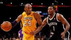 Without Howard and World Peace, the Lakers will try to take their 10th-straight win against the Nets tonight.