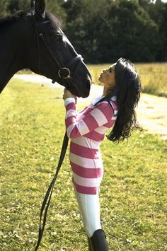 someday I will have a horse farm. and I will go riding every day.