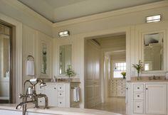 John B. Murray Architect: Recent Work #masterbathroom #masterbath #bathroom