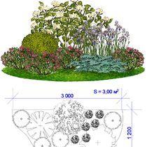 Интернет-магазин готовых авторских цветников! У нас можно купить ландшафтную композицию с посадкой или без. В течение 4 рабочих дней клумба уже будет расти на Вашем участке.