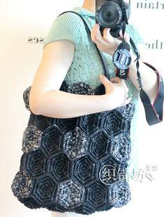 Handmade Bags, Crochet Bags, Fashion, Crochet Pouch, Tricot, Crocheting, Crochet Purses, Moda, Handmade Handbags