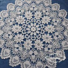 Doily Patterns, Baby Knitting Patterns, Crochet Patterns, Crochet Lace Edging, Crochet Doilies, Fillet Crochet, Tapestry Crochet, Lace Design, Angel
