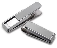Money Clips 163583: M Clip Ultralight Aluminum Money Clip Patented Made In Usa Gray Solid -> BUY IT NOW ONLY: $79.95 on eBay!