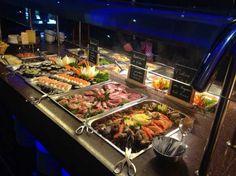 A New Buffet Project in France RestaurantKitchen Equipment | Restaurant Equipment | Catering Equipment | Hotel Equipment In China