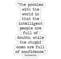 """""""Confidence quote"""" Stickers by Wanderlust40 