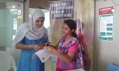 MOHAN Foundation Hyderabad was invited to conduct an Organ Donation Awareness Program at VCare Hospital on 15th August 2014. Ms. Santi and Ms. Priscilla of MOHAN Foundation organized a public awareness stall and distributed organ donor cards, information brochures, and family donor cards.