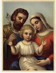 Sagrada Familia de Jesús -