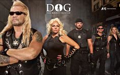 dog the bounty hunter - Google Search