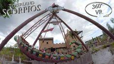 Toverland 2019 Scorpios 360° VR Onride Vr, Scorpio, Ship, Scorpion, Ships, Boat